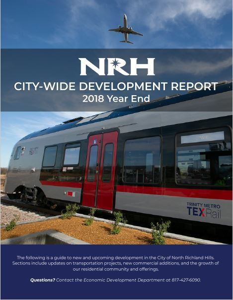 2018 Dev Report Cover