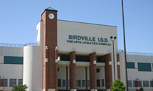 Birdville Fine Arts Athletics Complex